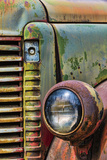 Truck Detail I Lámina fotográfica por Kathy Mahan