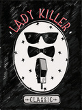 Lady Killer Prints