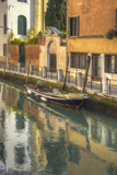 Waterways of Venice IV Prints by George Johnson