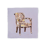 Urn Chair I Photographic Print by Debbie Nicholas