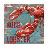 Rock Lobster Fotografisk tryk af Gregory Gorham