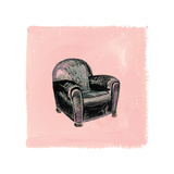 Frau Chair III Photographic Print by Debbie Nicholas