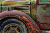 Old Truck III Photographic Print by Kathy Mahan