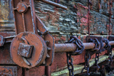 Train Details IV Photographic Print by Kathy Mahan
