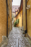 Rothenburg I Print by George Johnson