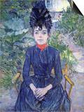 Justine Dieuhl Pósters por Henri de Toulouse-Lautrec