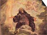 Basilius Posters by Peter Paul Rubens