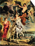 The Medici's Prints by Peter Paul Rubens