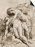 The Death of Adonis Prints by Peter Paul Rubens