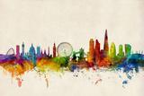 London England Skyline Photographic Print by Michael Tompsett