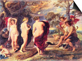 Paris Prints by Peter Paul Rubens