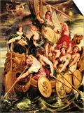 The Medici's Art by Peter Paul Rubens