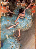 The Greens Dancers Posters by Edgar Degas