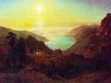 Donner Lake 2 Prints by Albert Bierstadt