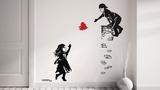 Catch a Heart - Duvar Çıkartması