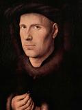 Portrait of Jan De Leeuw Prints by Jan Van Eyck