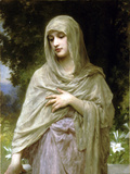 Modestie Posters by William Adolphe Bouguereau