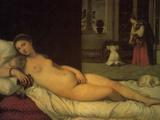 Venus of Orbino Posters by  Titian