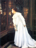 Upstairs Prints by James Tissot