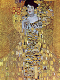 Portrait of Block-Bauer 2 Posters by Gustav Klimt