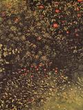 Flowering Shrubs and Plants Poster by Jan Van Eyck