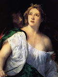 Suicide of Lucretia Prints by  Titian