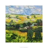 Over the Hills Edition limitée par Allan Friedlander