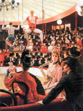 The Sporting Women Posters by James Tissot