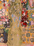Portrait of Maria Munk Art by Gustav Klimt