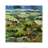 Into the Fields Edition limitée par Allan Friedlander