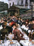 The Women of the Artist Print by James Tissot