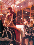 The Women in the Cars Prints by James Tissot