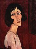 Portrait of Margarita Posters by Amedeo Modigliani