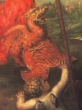 Giovanni Francesco Acquaviva Posters by  Titian