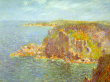 Cape Frehel Poster by Gustave Loiseau