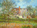 Orchard in Spring Prints by Gustave Loiseau