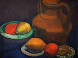 Still Life with Tank Prints by Paula Modersohn-Becker
