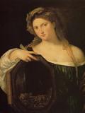 Profane Love Vanity Posters by  Titian