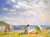 Wind and Sun Prints by Laura Knight