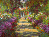 Giverny Art by Claude Monet