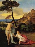 Noli Me Tangere Prints by  Titian