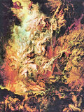 Hell Overthrow of the Damned Prints by Peter Paul Rubens