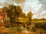 Hay Wain Prints by John Constable
