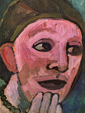 Self Portrain Prints by Paula Modersohn-Becker