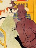 The English Man at the Moulin Rouge Láminas por Henri de Toulouse-Lautrec