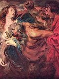 Drunken Silenus Prints by Anthony Van Dyck