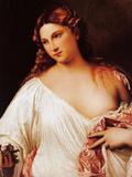 Flora Prints by  Titian