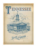 Tennessee State Capitol Posters by  Anderson Design Group
