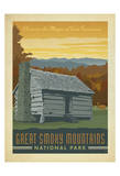 Great Smoky Mountains National Park Print by  Anderson Design Group