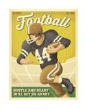 Fotball Poster av  Anderson Design Group